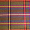 Beautiful Winston Tartan milled in Scotland by Scot Meacham Wood Home
