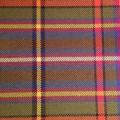 Beautiful Winston Tartan milled in Scotland by Scot Meacham Wood Home