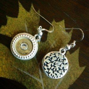 Shotgun and Bullet casing jewelry for Men & Ladies