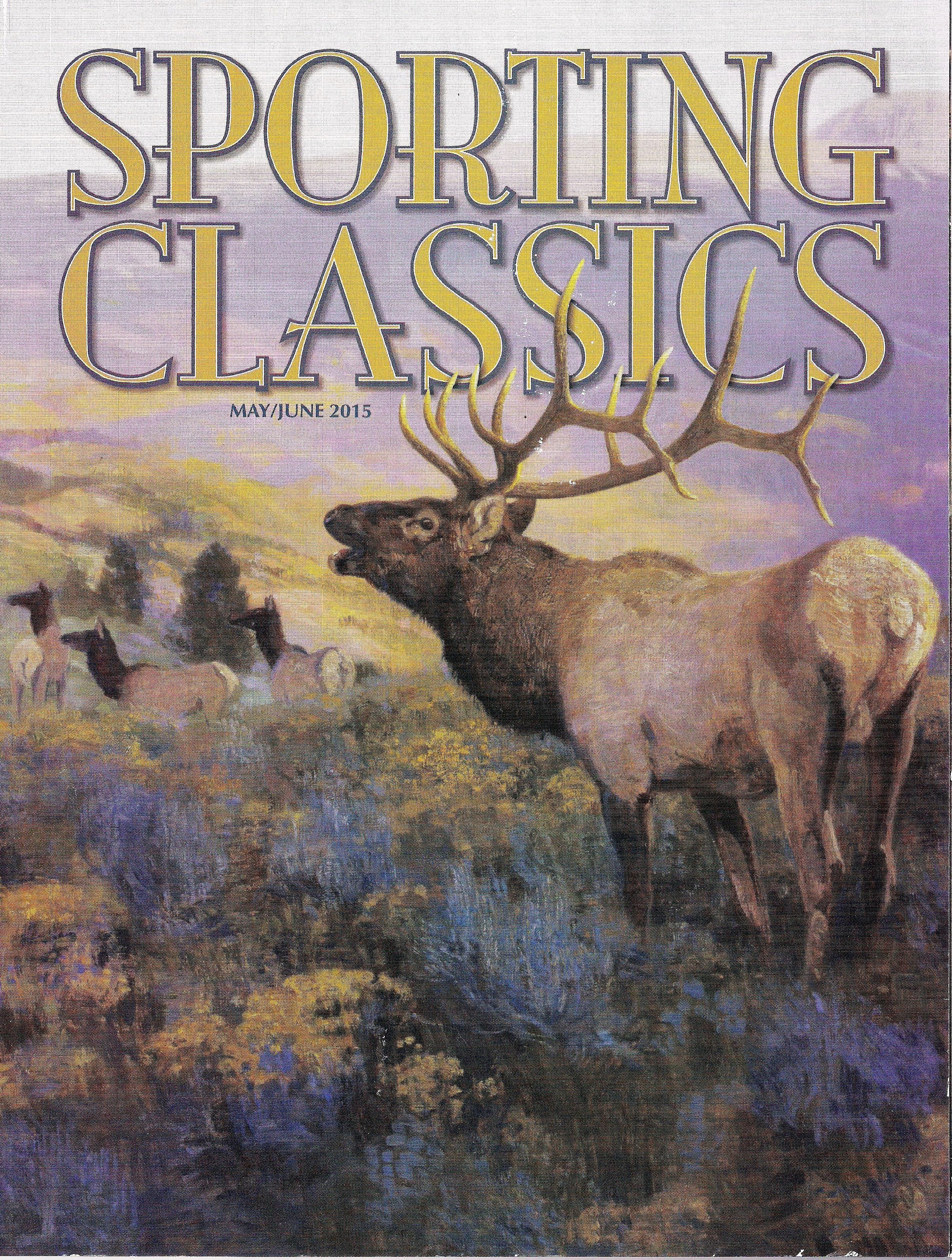 Sporting Classics Magazine May/June 2015