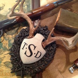 Taxidermy supplies Mount