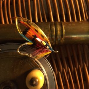 The Kate Classic Salmon Fly